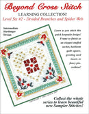 The Victoria Sampler - BCS 6-02 Hearts and Flowers Student Kit  - needlework design company