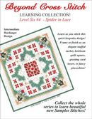 The Victoria Sampler - BCS 6-04 Christmas Cheer Student Kit  - needlework design company