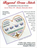 The Victoria Sampler - Beyond Cross Stitch Level 3 - All 10 Patterns (PDF Download) (US$55.00 Value)  - needlework design company