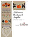 Hallowe'en Bookmark - PDF Downloadable Chart