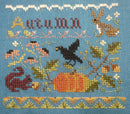 Autumn Nametag - PDF Downloadable Chart