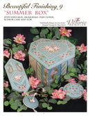 The Victoria Sampler - Summer Box - Student Kit (S_NE)  - needlework design company