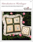 The Victoria Sampler - Introduction to Hardanger Student Kit (S_NE)  - needlework design company