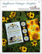 The Victoria Sampler - Sunflower Cottage Pillow Student Kit (S_NE)  - needlework design company