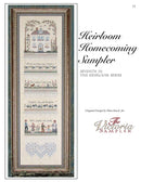 Heirloom Homecoming Sampler Leaflet