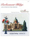 The Victoria Sampler - Parliament Buildings of B.C., Craigdarroch and Fisgard Lighthouse Leaflet  - needlework design company