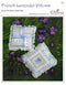 The Victoria Sampler - French Lavender Pillows Chart  - needlework design company