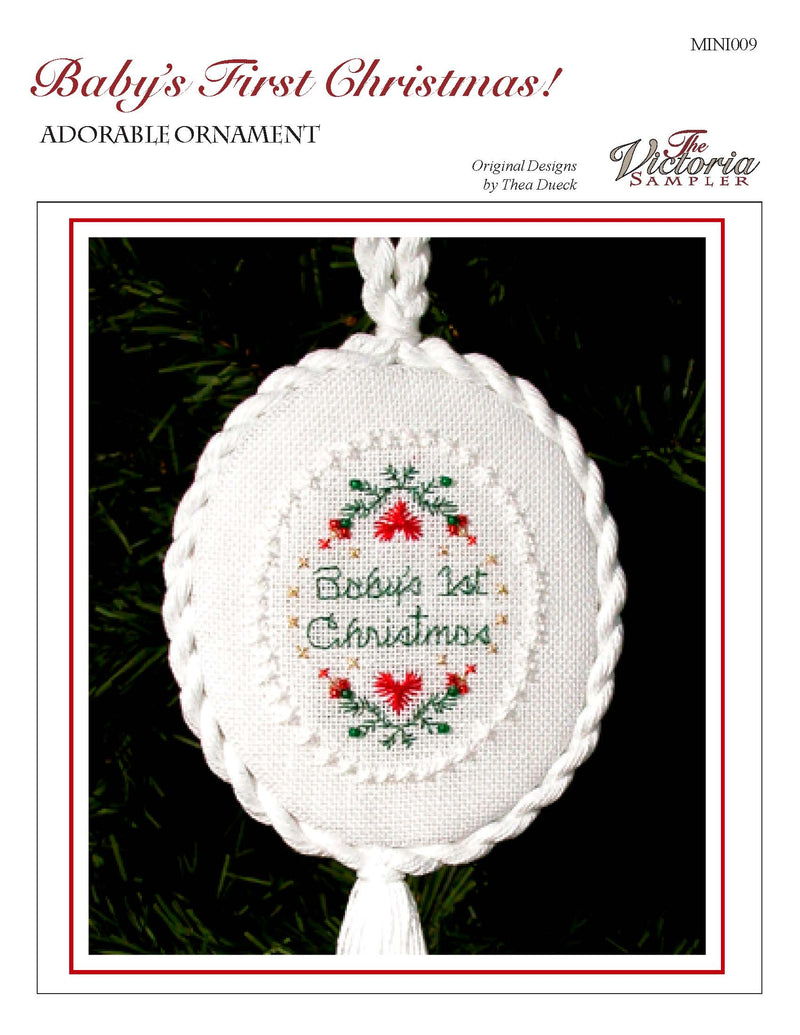 Baby's First Christmas (Downloadable PDF)