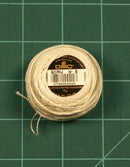 DMC #12 Perle Cotton #ECRU - 120M Pack (S_NE)