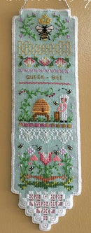 Queen Bee Sampler - PDF Downloadable Chart