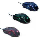 3200DPI Silence Click USB Wired Gaming Mouse