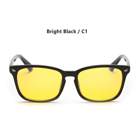 Anti-blue Light Men's Glasses Real
