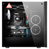 T24 Gaming PC AMD Processor Desktop Ryzen7