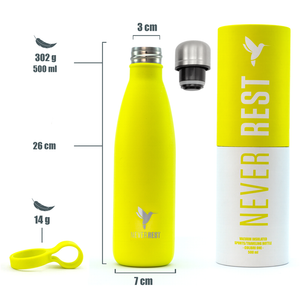 B.Yellow - 500ml Bottle