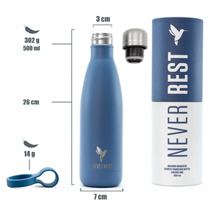 Midnight Grey - 500ml Bottle
