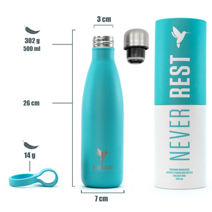 Blue - 500ml Bottle