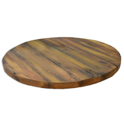 Large Round Wood Tabletop Mold