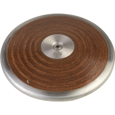 1.6 KILO COMP WOOD DISCUS