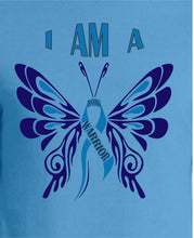 Dystonia Warrior Butterfly Shirt
