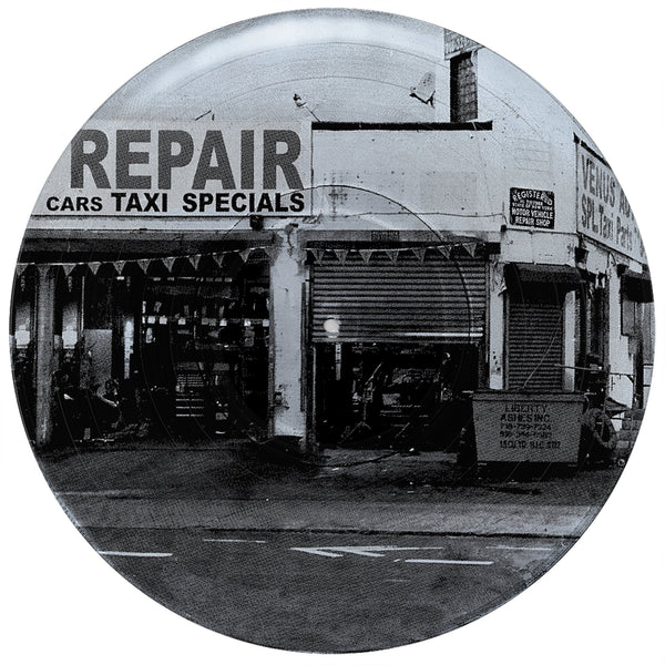 urban wall art Record For Your Wall #98- car repair