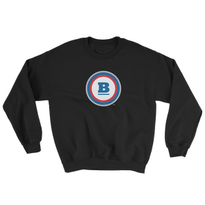 Circle B Crewneck Sweatshirt - Black