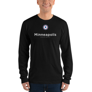 City Series Long Sleeve T-Shirt - Minneapolis
