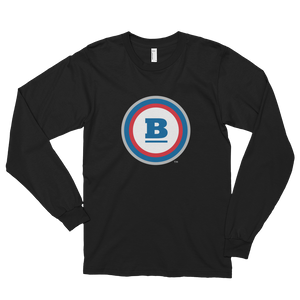Circle B Long Sleeve T-shirt - Black