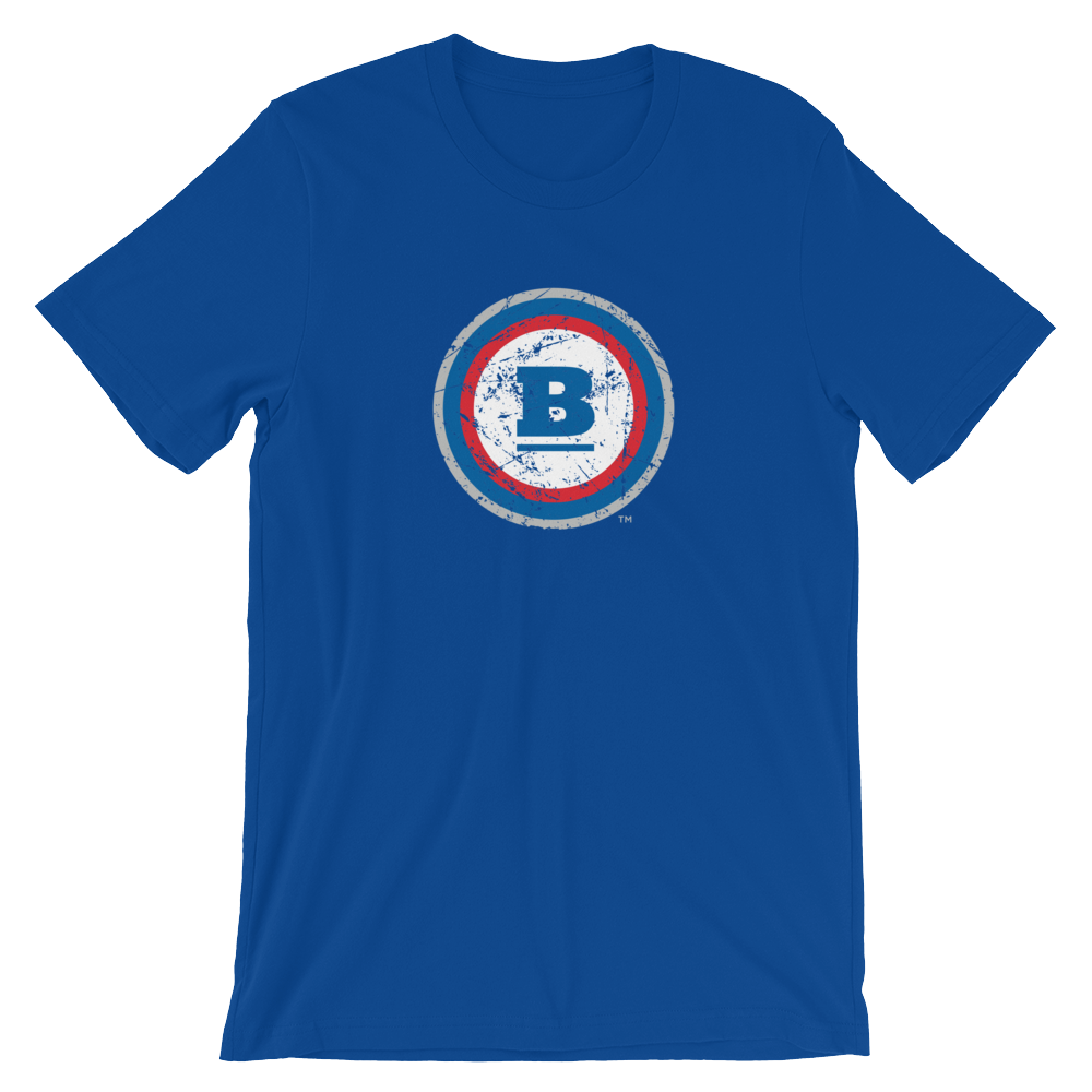 Circle B Ice T-Shirt - True Royal
