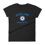 Blue Line Apparel Co. Women's T-shirt - Black