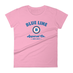 Blue Line Apparel Co. Women's T-shirt - Pink