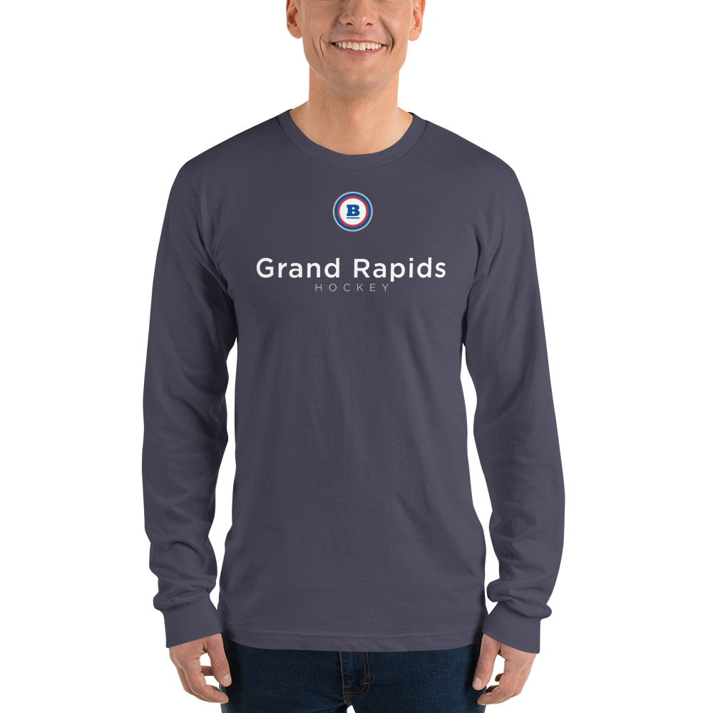City Series Long Sleeve T-Shirt - Grand Rapids