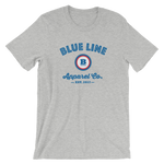 Blue Line Apparel Co. T-Shirt - Athletic Heather