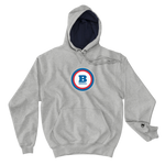 Champion® Circle B Hoodie - Light Steel