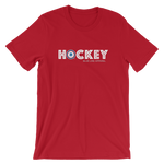 Hockey T-Shirt - Red