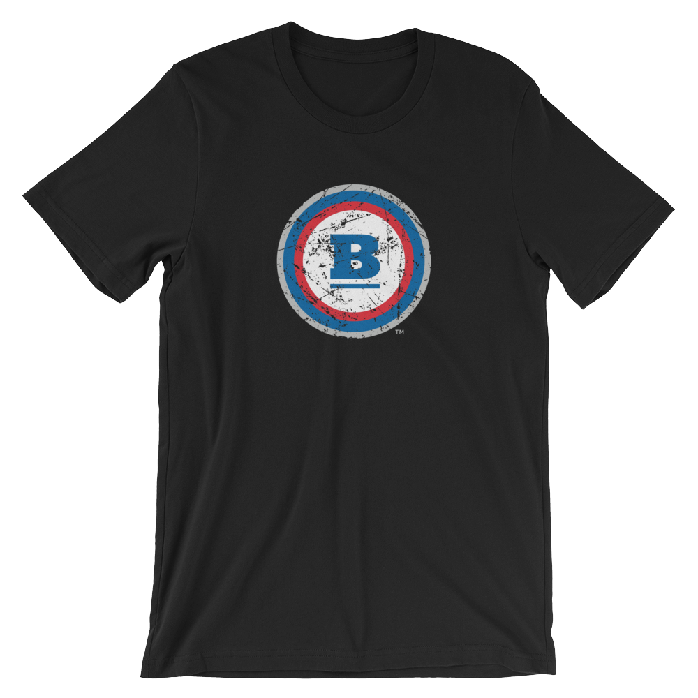 Circle B Ice T-Shirt - Black