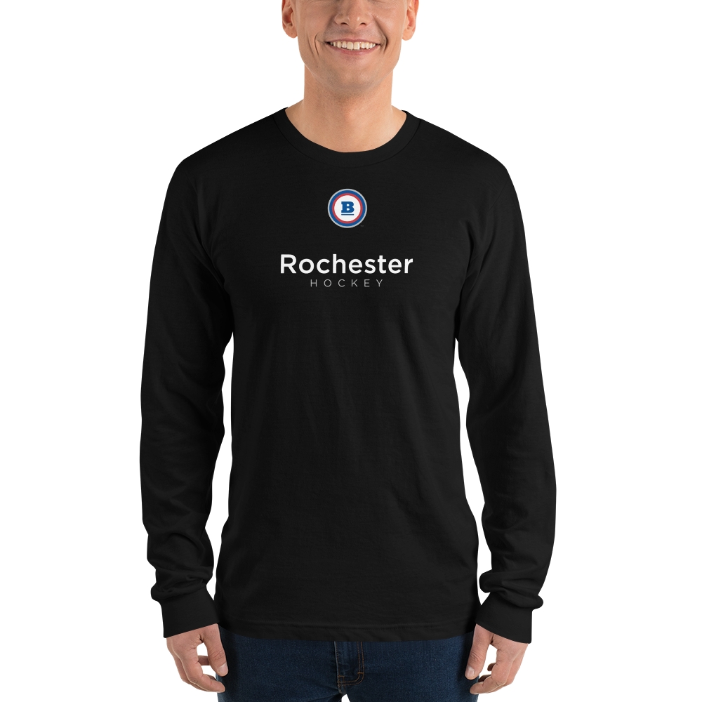 City Series Long Sleeve T-Shirt - Rochester