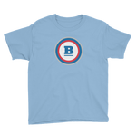 Circle B Youth T-Shirt - Light Blue
