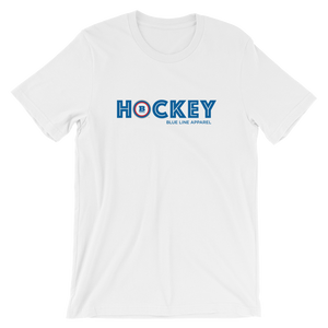 Hockey T-Shirt - White
