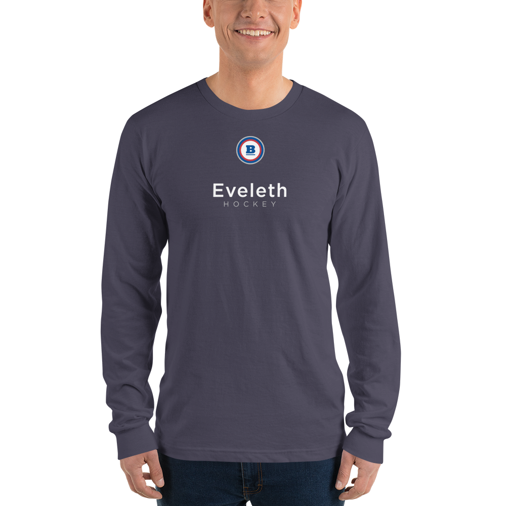 City Series Long Sleeve T-Shirt - Eveleth