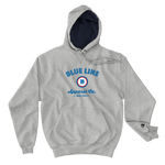 Champion® Blue Line Apparel Co. Hoodie - Light Steel