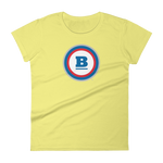 Circle B Women's T-shirt - Yellow