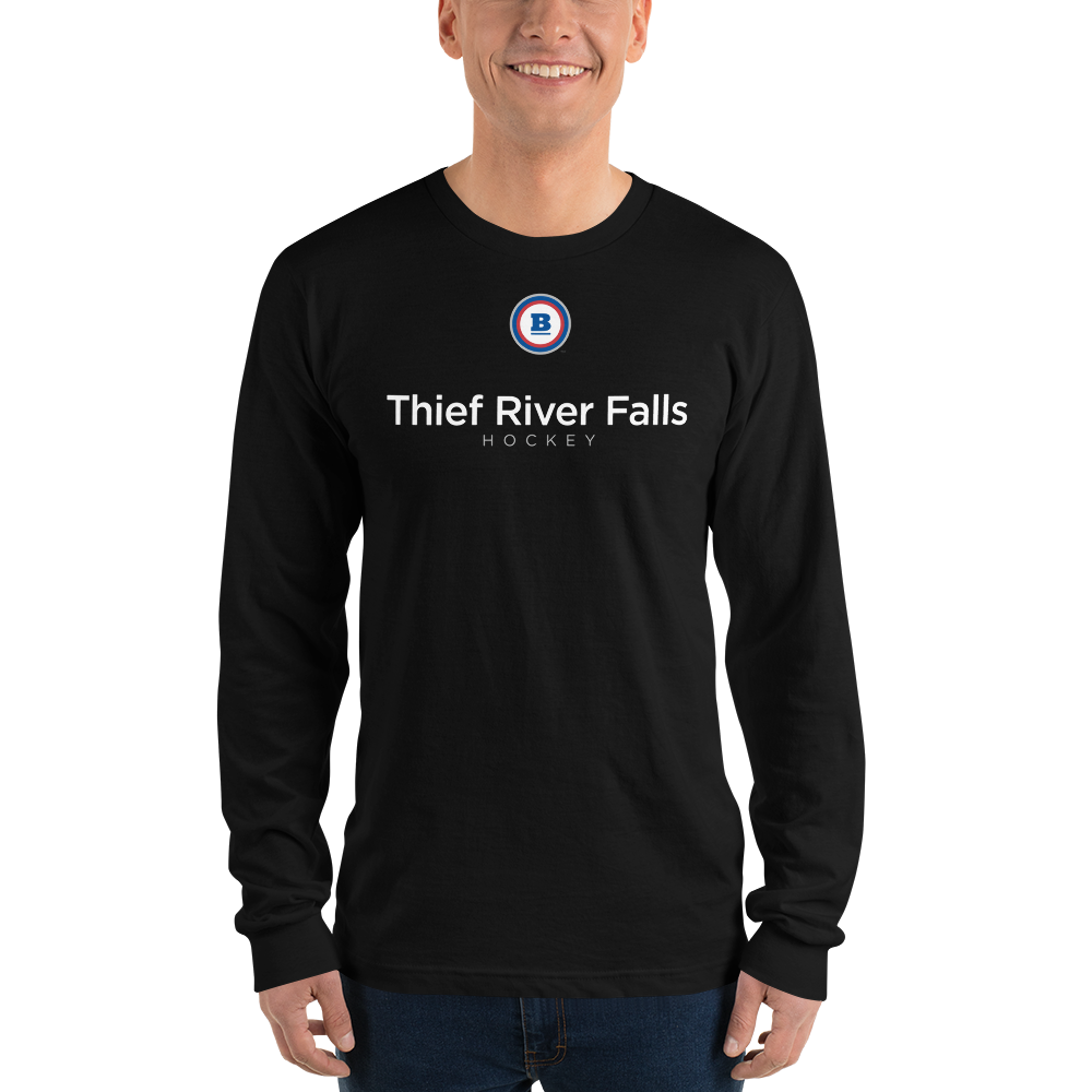 City Series Long Sleeve T-shirt - Thief River Falls