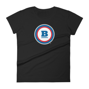 Circle B Women's T-shirt - Black