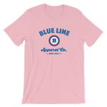 Blue Line Apparel Co. T-Shirt - Pink