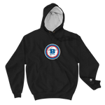 Champion® Circle B 'Ice' Hoodie - Black