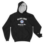 Champion® Blue Line Apparel Co. Hoodie - Black