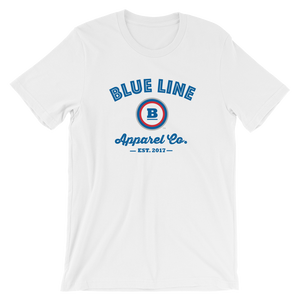 Blue Line Apparel Co. T-Shirt - White