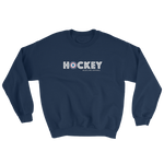 Hockey Crewneck Sweatshirt - Navy