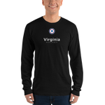 City Series Long Sleeve T-shirt - Virginia