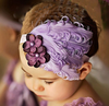Feather Flower Hair Head Band